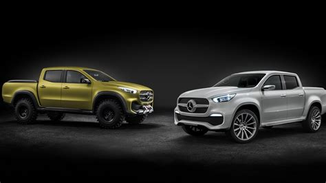 car mercedes 2017 2017 mercedes benz x class pickup truck 8k wallpaper hd