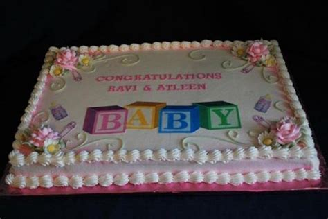 Baby Shower Sheet Cakes For by Baby Shower Ideas Baby Shower Sheet Cake Ideas For
