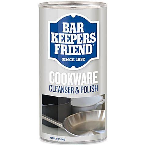 bar friend cleaner cookware keepers cleaners keeper cleanser pots ounce cleaning pans polish bedbathandbeyond powder popsugar household walmart rust supplies