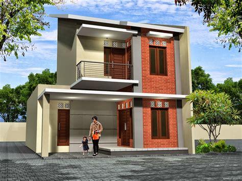 desain balkon  gaya minimalis  elegan rumah