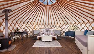 Cedar Yurt - The Yurt Retreat