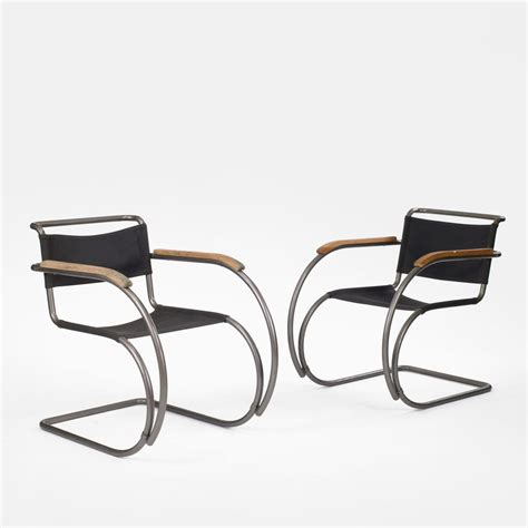 legendary furniture design by mies der rohe