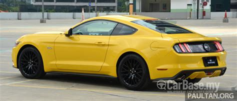 ford mustang   exterior image   malaysia