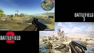 Battlefield 2    Battlefield 3