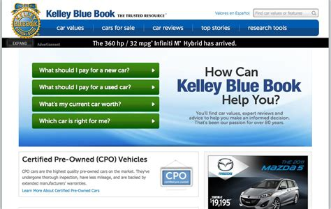 Kelley Blue Book Goes Social For New Site