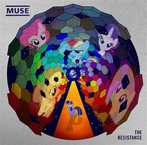 Muse Pony Album Cover Collection