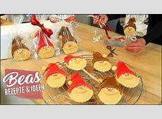 NIKOLAUS Kekse Rezept Backen Basteln Verschenken