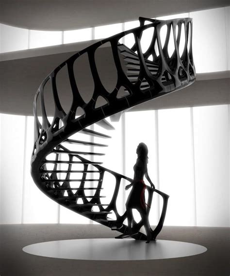 Vertebrae Treppe Andrew Mcconnellwalfischknochen Vertebrae Treppe by 25 Stunningly Designed Staircases That Are A Step Above