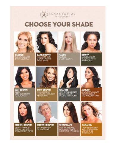 brow wiz colors brow wiz color chart beat brows