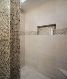 Bathroom Tile Shower Niche