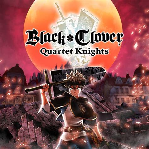 black clover quartet knights igncom