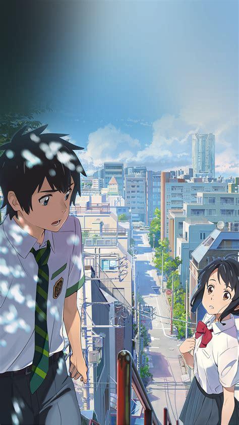bd yourname anime summer art illustration wallpaper