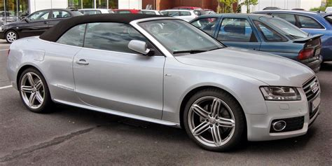 File:Audi A5 Cabriolet 20090712 front.JPG - Wikimedia Commons