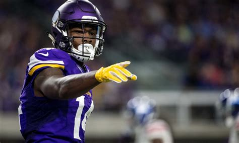 injury update stefon diggs declines  comment  hell
