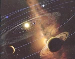 Solar System Characteristics