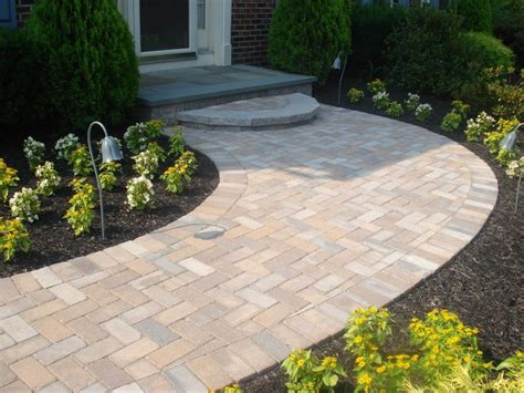 front sidewalk landscaping 56 best images about front walkway on pinterest concrete walkway flagstone walkway and landscapes