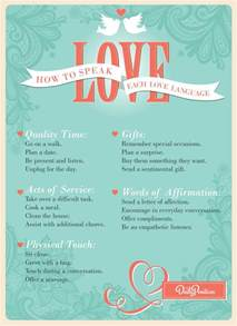 5 Love Languages Words of Affirmation