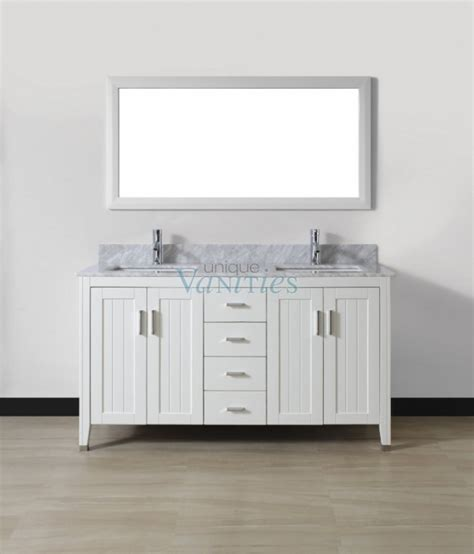 60 inch double sink vanity top 60 inch double sink bathroom vanity with choice of top in