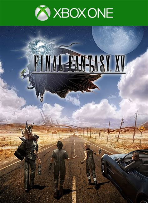 Final Fantasy XV for Xbox One (2016) - MobyGames