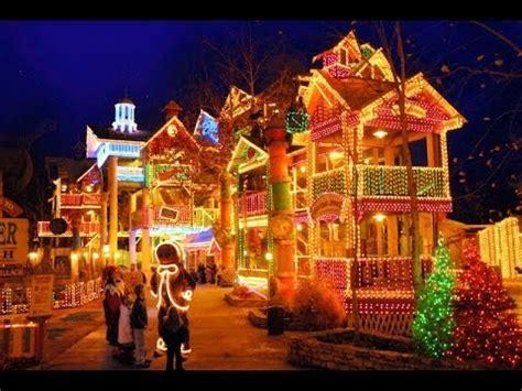 world best christmas city in branson