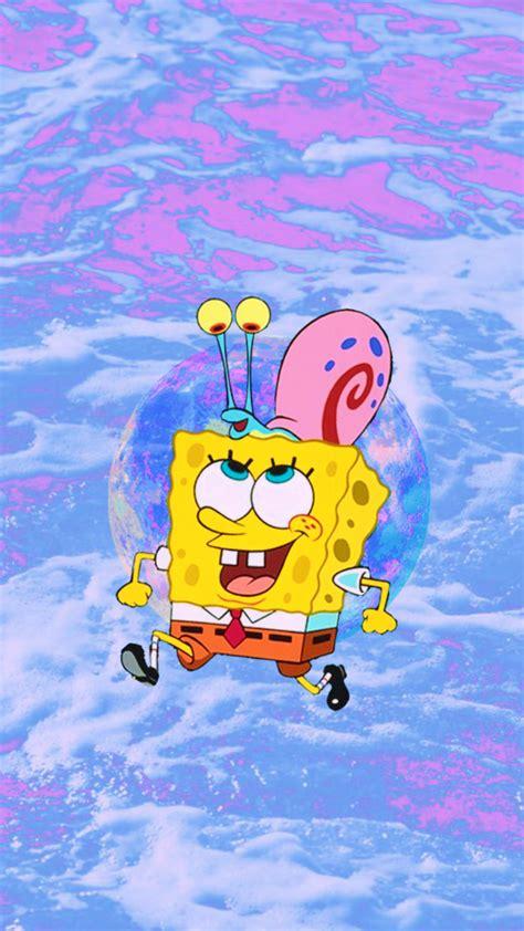 spongebob aesthetic phone wallpapers 3 spongebob iphone