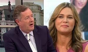 ITV Good Morning Britain: Piers Morgan's wife drops ...