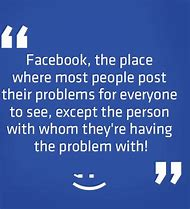 Funny Facebook Quotes About Life