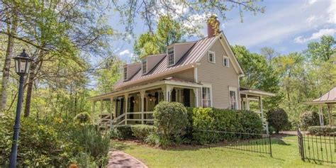 see inside this dreamy farmhouse for sale in