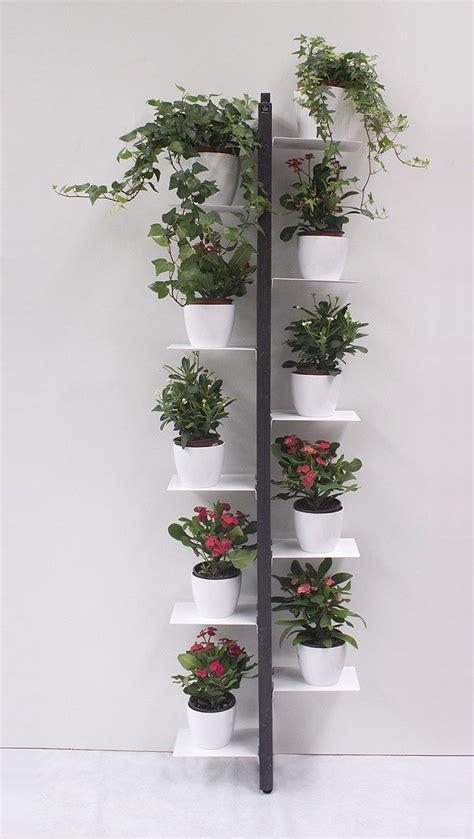 portavasi da ringhiera portavasi da parete verticale in legno zia flora