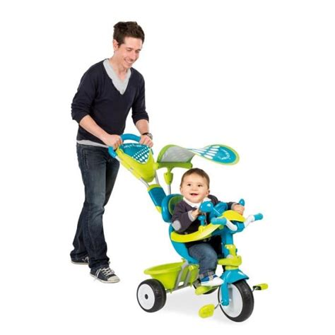 si鑒e bebe velo smoby tricycle baby driver confort sport evolutif 10 à 36 mois mixte achat vente tricycle cdiscount