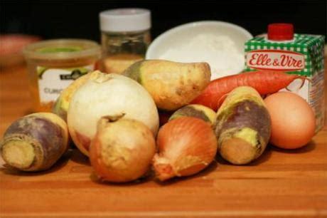 cuisiner les rutabagas beignets épicés au rutabaga recette végétarienne paperblog