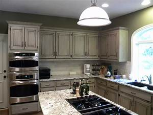Glazing Kitchen Cabinets Color Amazing Home Decor : The