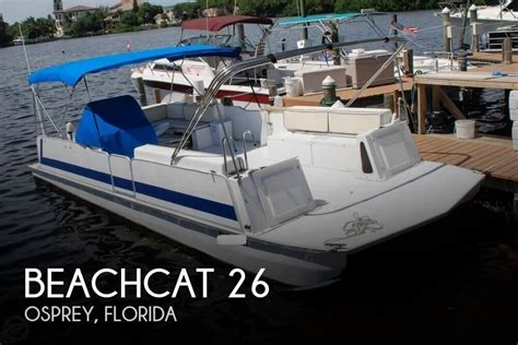 Beachcat Pontoon Boats For Sale by Beachcat New And Used Boats For Sale