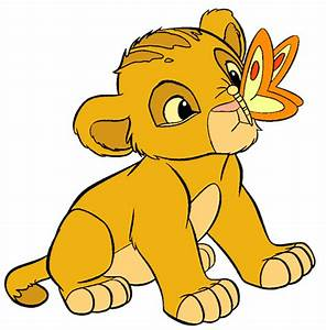 disney butterfly | More Lion King Clip Art (With images ...