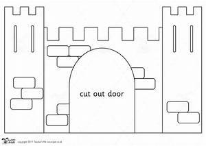 teacher39s pet castle design project portcullis With castle cut out template