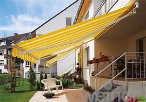 Klattco for Markise balkon mit tapeten hornbach baumarkt