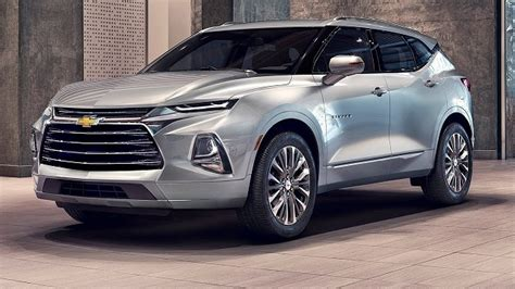 Chevrolet Blazer 2020 Specs by 2020 Chevy Blazer Interior Price Specs 2019 2020 New