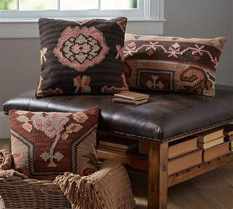 dabney kilims pillow cover set   pottery barn