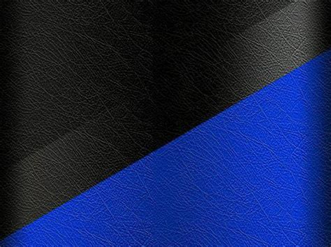 s7 edge wallpaper 02 black and blue leather pattern