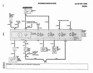1986 Mercedes 300 Sdl Speedo Wiring Diagram Needed