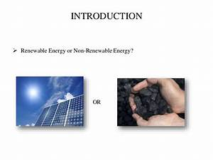 Basic Introduction to solar PV System.