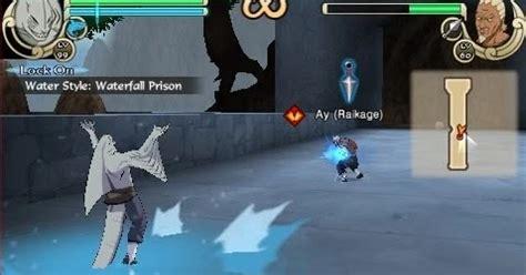 cheat naruto shippuden ultimate ninja impact ppsspp