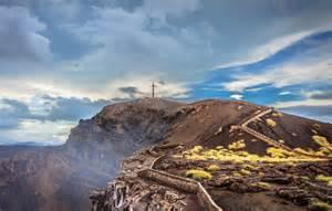 Nicaragua Volcanoes Masaya