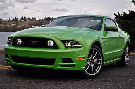 2013 Ford Mustang First Drive