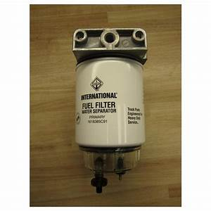 International 1618386c93 Fuel Filter Water Separator