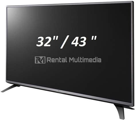 rentalsewa led tv   rental multimedia murah