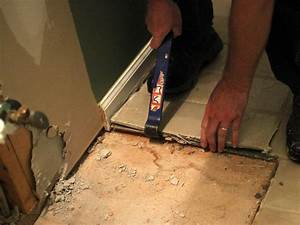 how to remove a tile floor how tos diy With easiest way to remove hardwood floors
