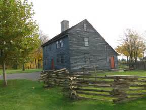 Spectacular Saltbox House Plans by 10 Delightful Salt Box Colonial House Plans 40847