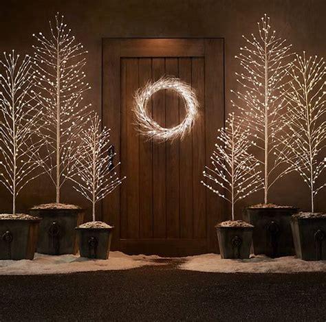 sparkling led christmas trees light  trees