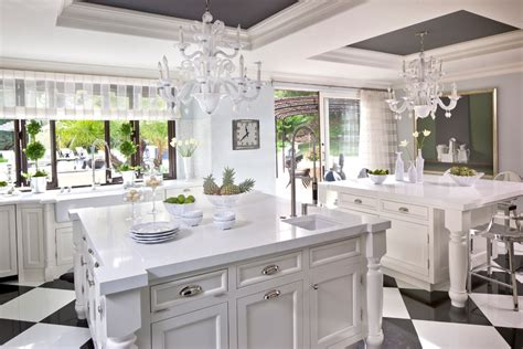 farmhouse chandelier dining room shabby chic style